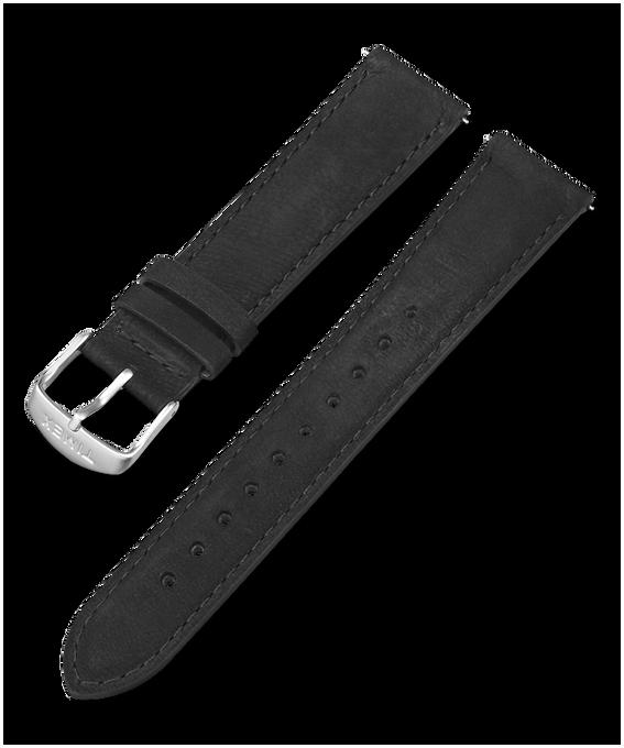 18mm Nylon Strap Black large