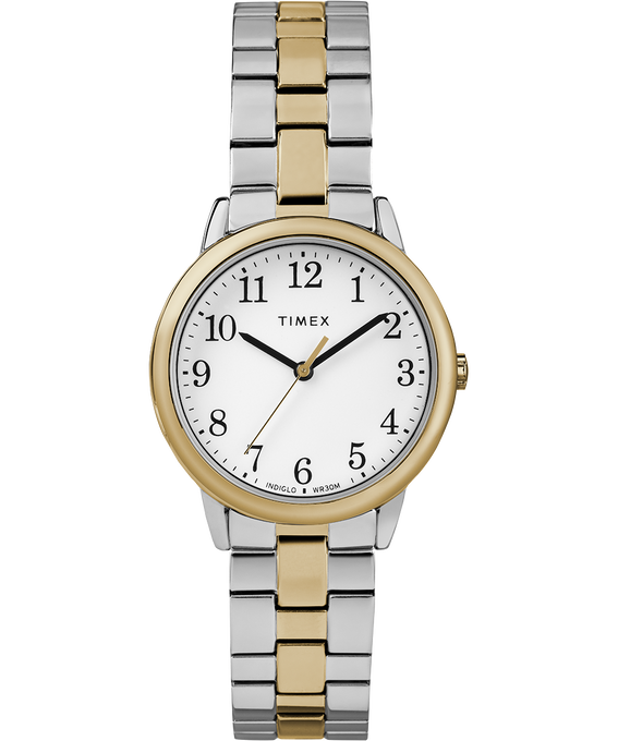 Easy Reader 30mm Stainless Steel Womens Watch