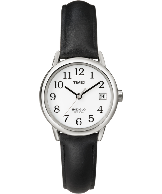 Easy Reader 25mm with Date Leather Watch