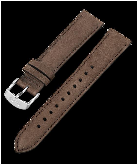 18mm Nylon Strap Brown large