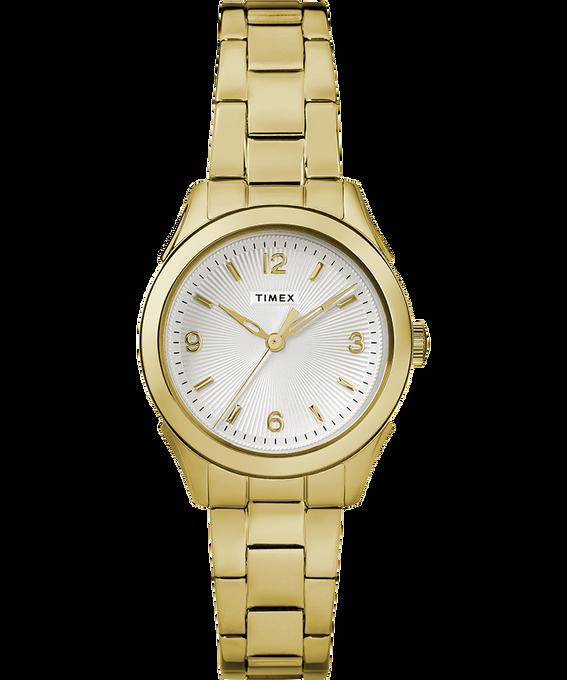 Torrington Damen 3-Zeiger mit 27 mm breitem Armband Goldfarben/silberfarben large