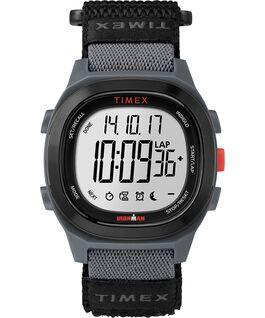 Ironman Transit, 40mm, Volle Größe, Uhr mit Fast Wrap Schwarz large