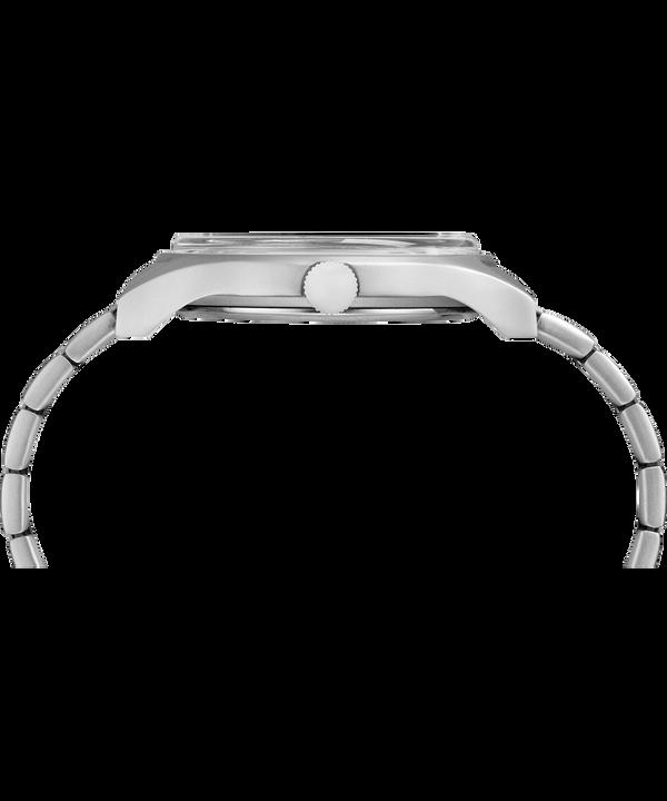 MK1 Edelstahluhr, 40mm Stainless-Steel/Black large