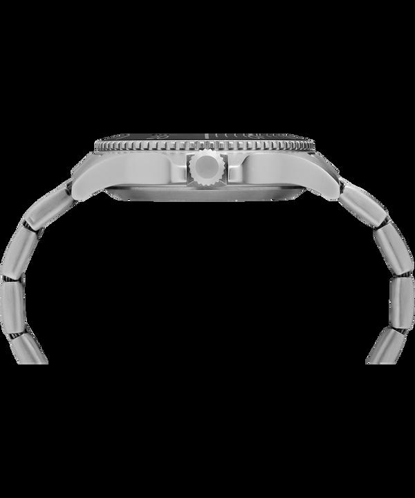 Expedition Ranger mit Metallarmband, 43mm IP-Steel/Silver-Tone/Black large