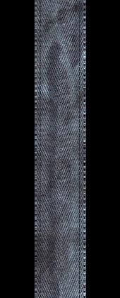 Armband aus bewährtem Twill in Stonewashed-Optik