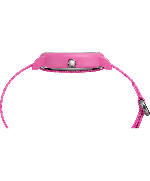 Geschenkset Weekender Color Rush mit Nylonarmband, 34mm Pink large