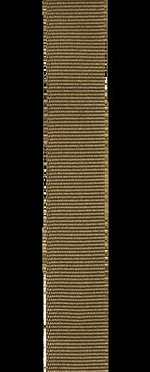 Ripsband-Zugarmband im Military-Stil