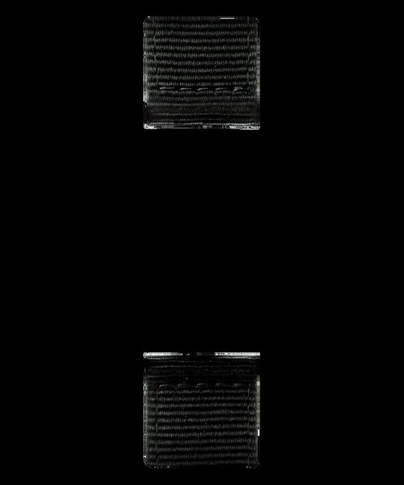 Schwarzes, zweiteiliges Nylon-Armband  large