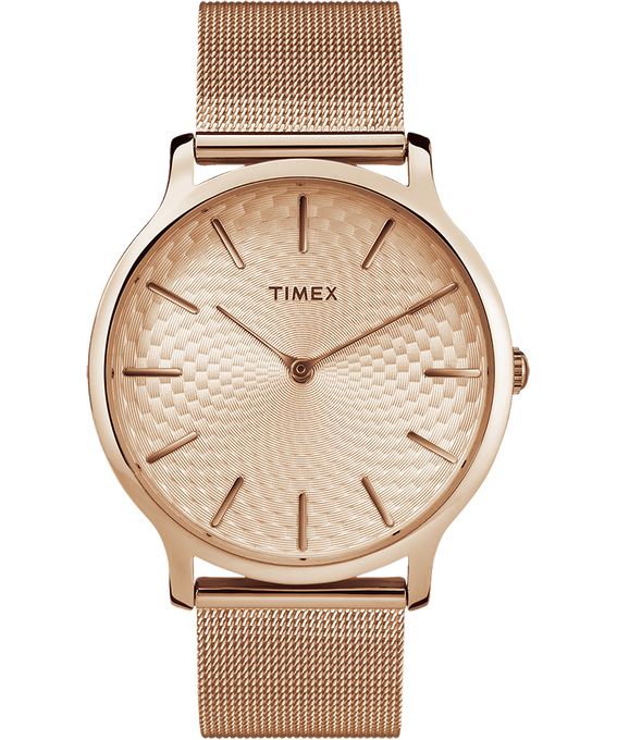 Metropolitan 40mm Mesh Bracelet Watch Rose-Gold-Tone large