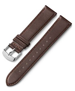 20mm Leather Strap with Quick Release 1 Brown large