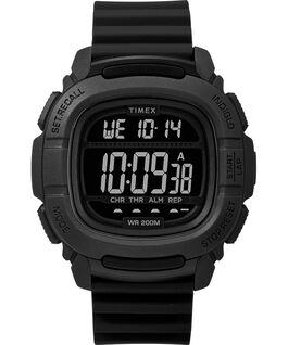 BST.47 47mm Silicone Strap Watch Black large