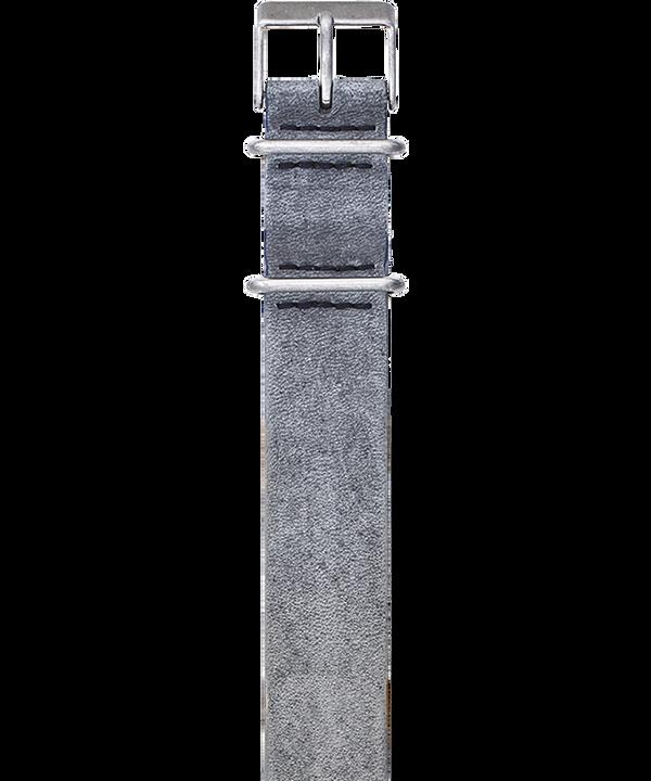 Lederarmband in Stonewashed-Optik  large
