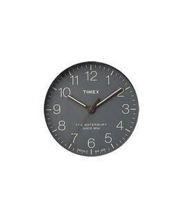 Graues Ziffernblatt/grauer Sekundenzeiger  large