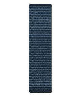 Blaues Nylon-Armband zum Überstreifen  large
