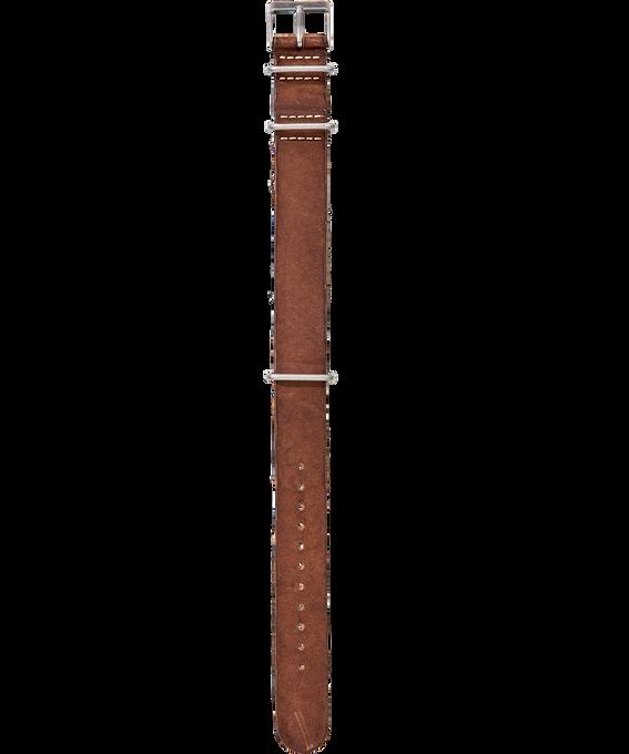 Lederarmband zum Überziehen im Stonewashed-Stil  large